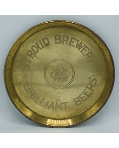 Stroud Brewery Co Ltd Round Brass