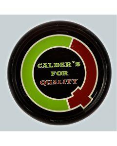 James Calder & Co. (Brewers) Ltd Round Tin