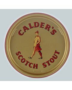James Calder & Co (Brewers) Ltd Round Alloy