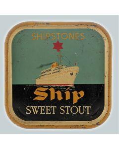 James Shipstone & Sons Ltd Square Tin