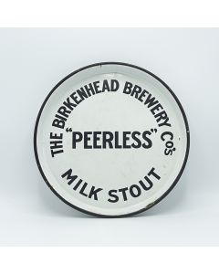 Birkenhead Brewery Co Ltd Round Enamel