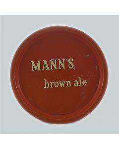 Mann, Crossman & Paulin Ltd Round Tin