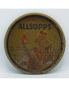 Samuel Allsopp & Sons Ltd Round Black Backed Steel