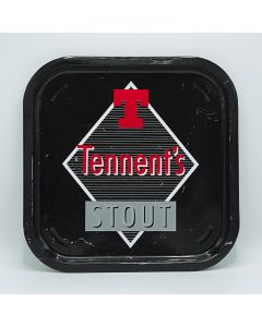 Tennent Caledonian Breweries Ltd Square Tin