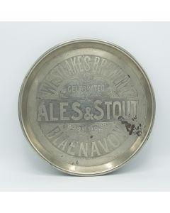 Westlake's Brewery Ltd Round Chrome