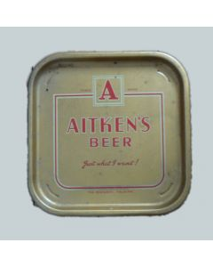 James Aitken & Co (Falkirk) Ltd Square Tin