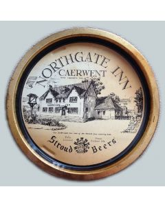 Stroud Brewery Co Ltd Small Round Tin