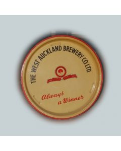West Auckland Brewery Co Ltd Round Alloy