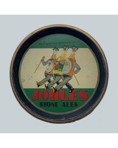 John Joule & Sons Ltd Round Black Backed Steel