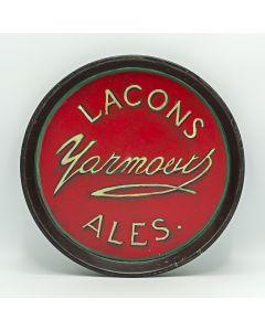 E.Lacon & Co. Ltd Round Black Backed Steel