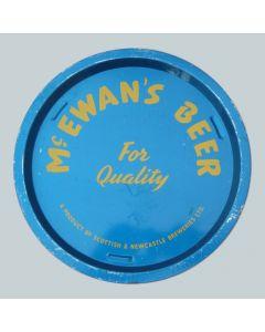 William McEwan & Co Ltd Round Tin