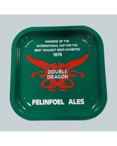 Felinfoel Brewery Co. Ltd Square Tin