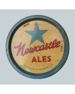 Newcastle Breweries Ltd Round Tin