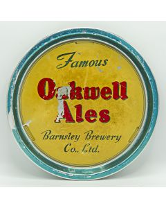 Barnsley Brewery Co Ltd Round Alloy