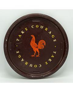 Courage & Co. Ltd Round Tin