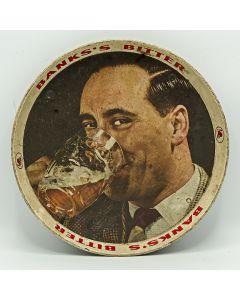 Wolverhampton & Dudley Breweries Ltd Deep Round Tin