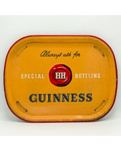 H H Bottling Plant (Guinness) Rectangular Tin