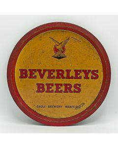 Beverley Brothers Ltd Round Tin
