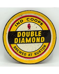 Ind Coope Ltd Small Round Tin