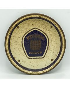 Thomas Wethered & Sons Ltd (Owned by Strong & Co Ltd) Small Round Tin