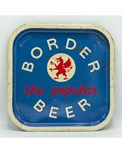 Border Breweries (Wrexham) Ltd Square Tin