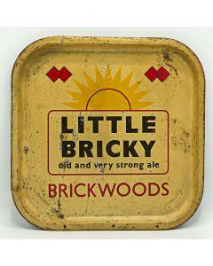 Brickwoods Ltd Square Tin