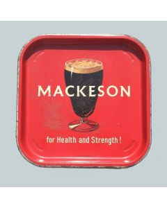 Whitbread & Co Ltd (Mackeson Brewery) Square Tin