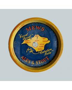 W.B.Mew.Langton & Co Ltd Round Alloy