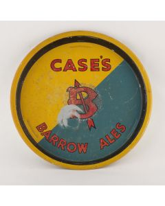 R.F.Case & Co Ltd Round Alloy