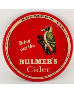 H.P.Bulmer & Co Ltd Round Tin