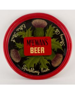 William McEwan & Co Ltd (Part of Scottish Brewers Ltd) Round Alloy