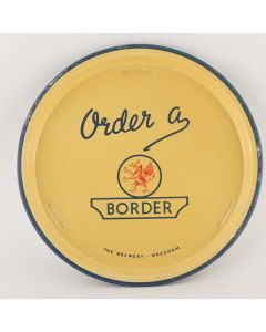 Border Breweries (Wrexham) Ltd Round Alloy