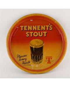 J.& R.Tennent Ltd Round Alloy