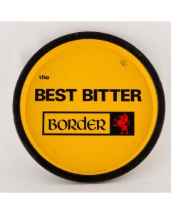 Border Breweries (Wrexham) Ltd Small Round Tin