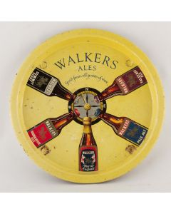Peter Walker (Warrington) Ltd Small Round Tin
