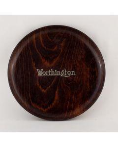 Worthington & Co Ltd Small Round Wooden