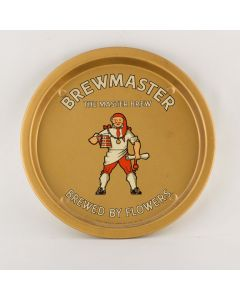 Flowers Breweries Ltd (Owned by J.W.Green Ltd) Small Round Tin