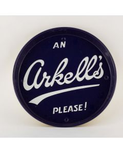 J.Arkell & Sons Ltd Deep Round Tin