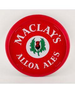 Maclay & Co. Ltd Deep Round Tin