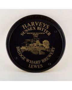 Harvey & Son (Lewes) Ltd Deep Round Tin