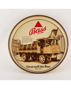 Bass Charrington Ltd Deep Round Tin