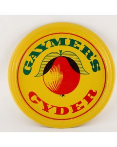Gaymer & Son Ltd Round Tin