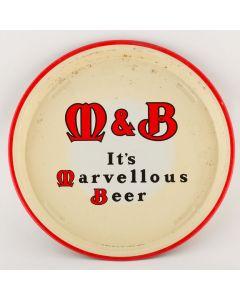 Mitchells & Butlers Ltd (Part of Bass, Mitchells & Butlers Ltd) Round Tin
