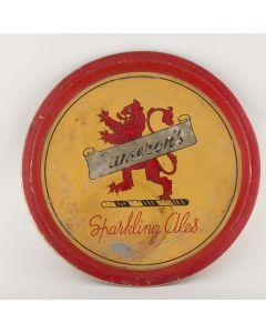 J.W.Cameron & Co. Ltd Round Tin