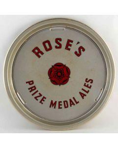 Charles Rose & Co. Ltd Round Alloy