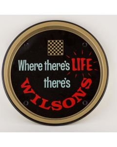 Wilson's Brewery Ltd Small Round Tin