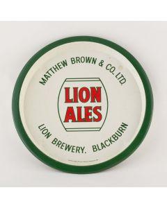 Matthew Brown & Co Ltd Small Round Tin