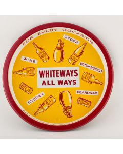 Whiteways Cyder Co Ltd Small Round Tin