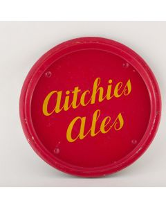 John Aitchison & Co. Ltd Small Round Tin