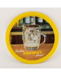 Rhymney Breweries Ltd (Owned by Whitbread & Co Ltd) Small Round Tin